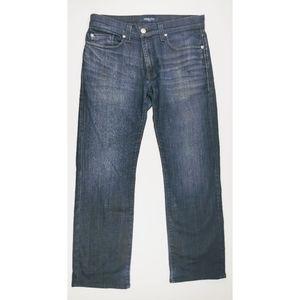 Fidelity Mens size 31 Jeans Denim USA 31x30
